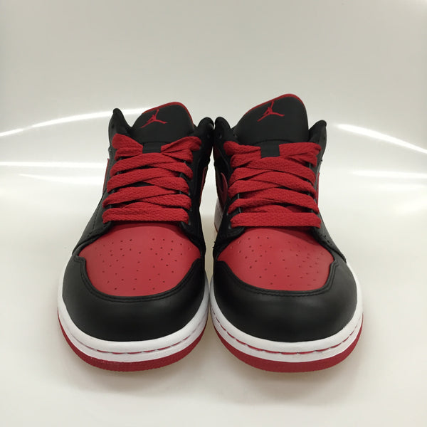 "Air Jordan 1 Phat Low ""Bred"" Size 9.5 DS"