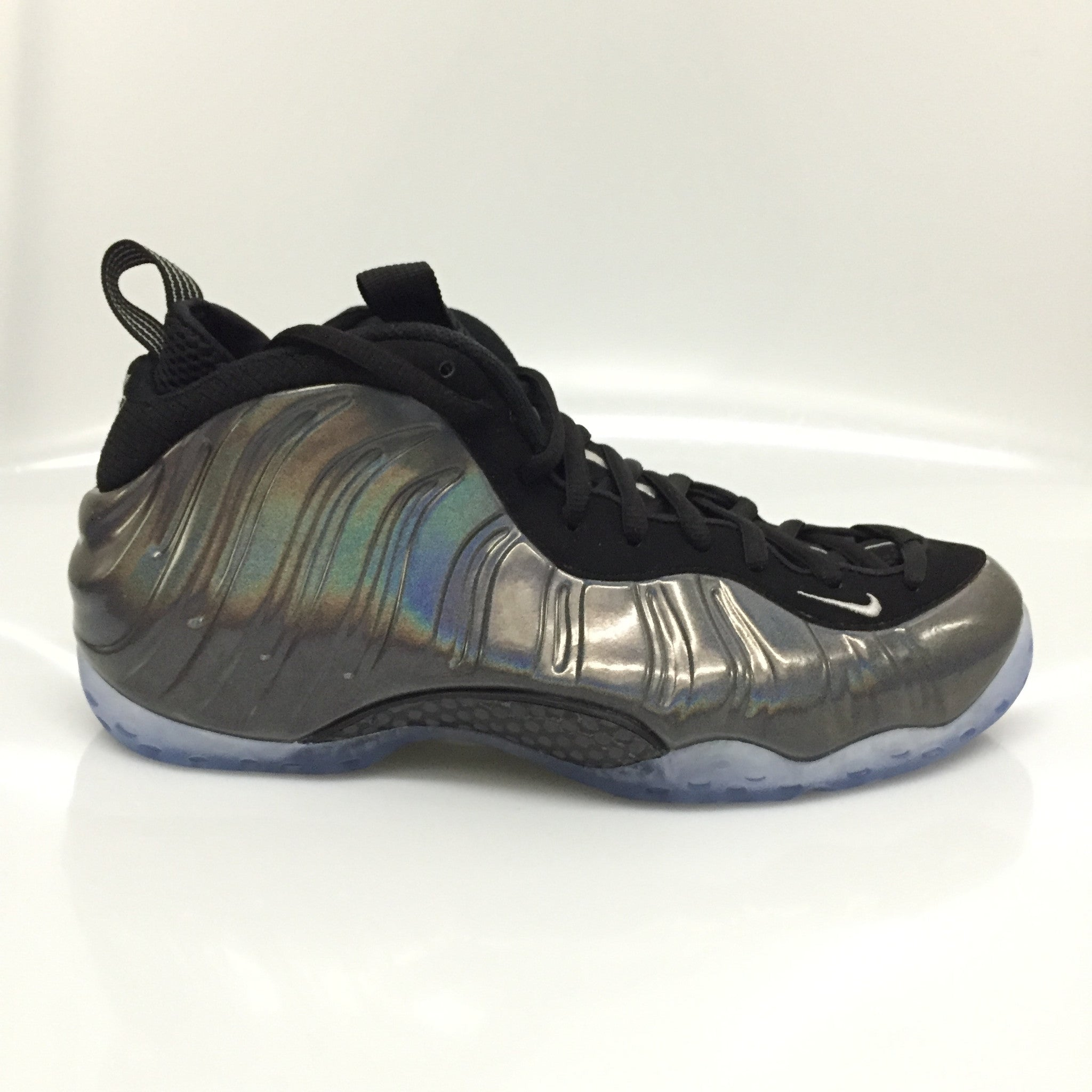 "Nike Air Foamposite One ""Hologram"" QS Size 11.5 DS"