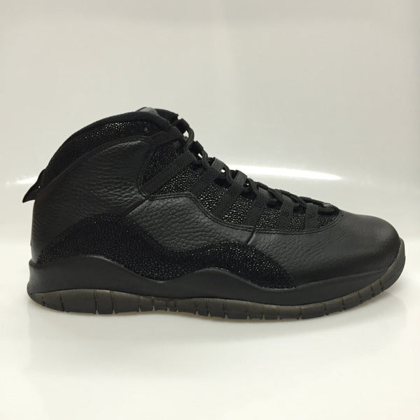 "Air Jordan 10 ""Black OVO"" Size 11 DS"