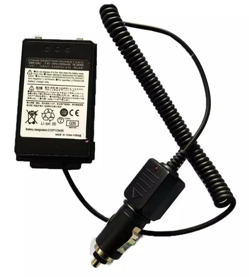 CBE-24Li: Battery Eliminator for Yaesu FT-70R