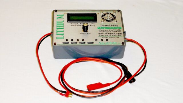 ASTRO 109 LITHIUM Charger / Discharger