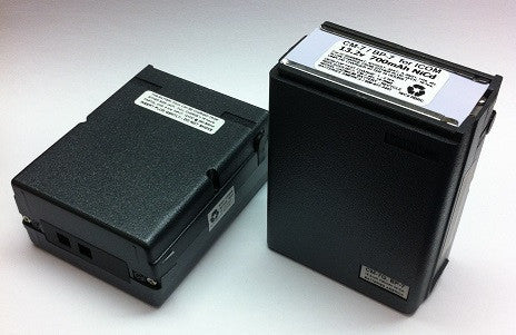 CM-7G (aka BP-7, CM-7) : 13.2 volt 700mAh rechargeable Ni-Cd battery pack