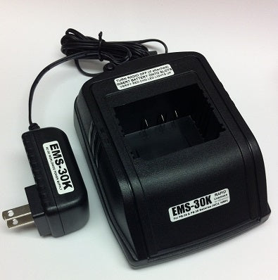 EMS-30K: Rapid Charger for PB-39, PB-39h, PB-38 (9.6v, 7.2v)
