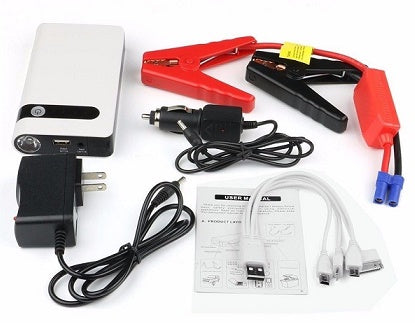 JSPB-18000: Multi-Function Power Kit, Jump-starter