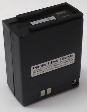 FNB-10h : 7.2v NiCd battery for Yaesu FT-411, FT-470 etc.