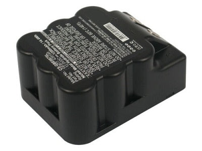 GEB77: 12 volt 1200mAh NiMH battery pack for Leica TPS1000 TC400-905 survey