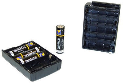 CM-167: Alkaline Battery Case for ICOM IC-A22 IC-A3