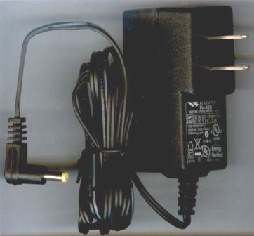 SAD-24B : Wall Charger for Yaesu, Vertex, Standard-Horizon radios