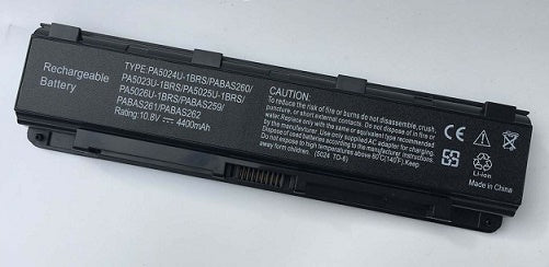 PA5024U-1BRS : 10.8v 4400mAh Li-ION battery for Toshiba Satellite PA5023U-1BRS