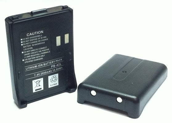 PB-42L : 7.4 volt 2000mAh Li-ION battery