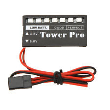TowerProV: Battery Checker & monitor for RC