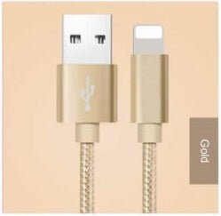 USBAPP8BG-6 : 6-foot Charge & Data cord for iPhones