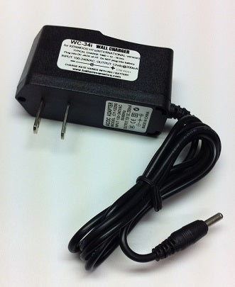 WC-34i : Wall Charger for Kenwood HT Radios