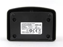 SBH-28 : Rapid Charger for SBR-24Li (for FT-70D FT-70DR)