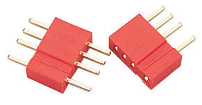 for Deans -  4-pin Connector set
