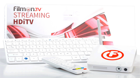 FilmOn HDi Live TV & Social Streaming Player - FilmOn Live Music TV Streaming Networks  - 1