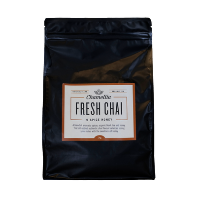 9 Spice Honey Fresh Chai 1kg