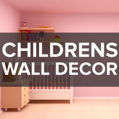 Childrens Wall Decor