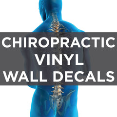 Chiropractic Wall Decals