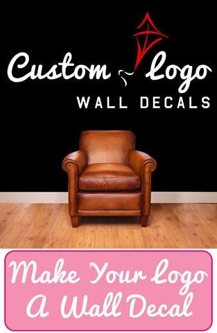 Create Your Own Logo Wall Decal