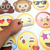 peel and stick wall emojis
