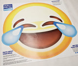emoji wall sticker