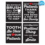 dental office wall decals