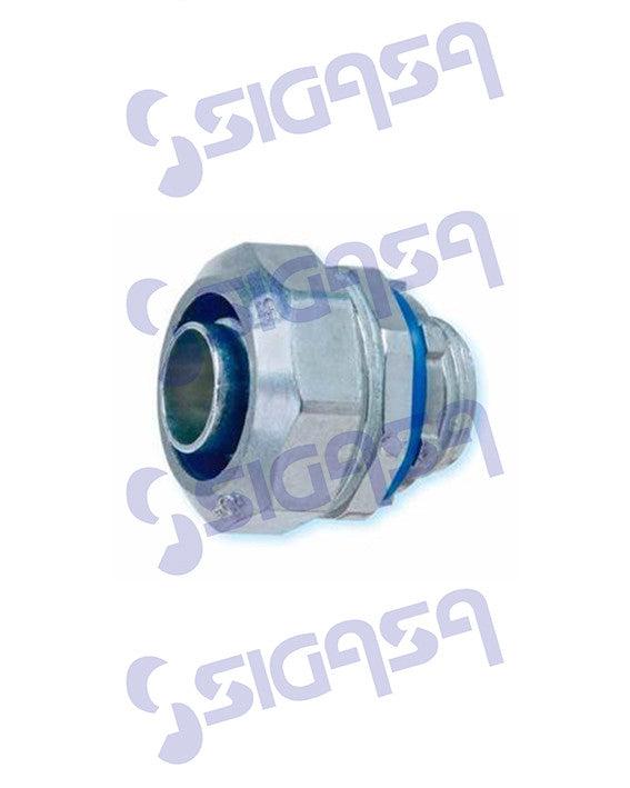 CONECTOR RECTO LIQUATITE DE  32mm / 1 1/4