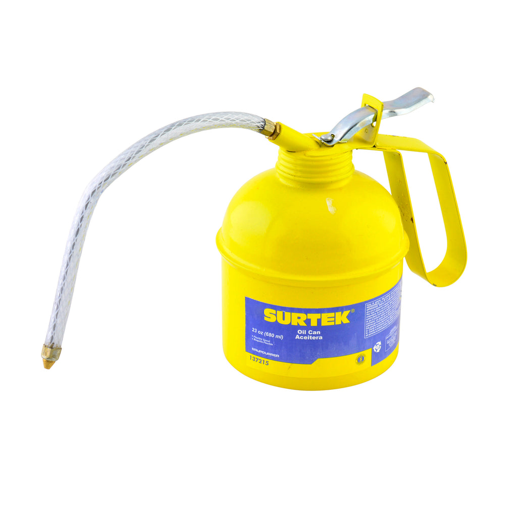 aceitera surtek 137215 flexible 23 oz - SIGASA