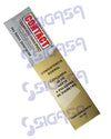CONTACT 202 DORADA   60 ml. PVC SANITARIO Y ELECTRICO TRANSPARENTE, MEXAR-CONTACT, SIGASA, SIGASA