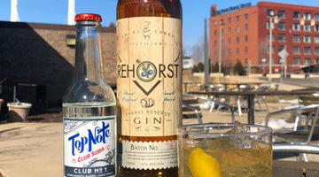 Ross Salchow's Barrel Gin Highball