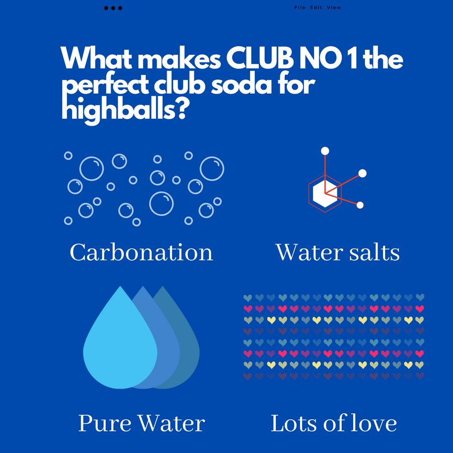 Club Soda No. 1