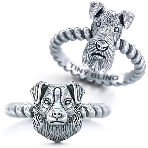 Dog Rope Rings