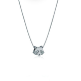 Diamond Raccoon Necklace