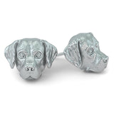 Labrador Retriever Breed Jewelry Puppy Face Earring Studs