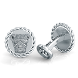 English Bulldog Dapper Cufflinks