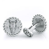 Bull Terrier Dapper Cufflinks