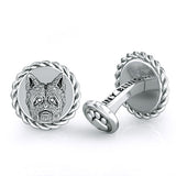 Yorkshire Terrier Short Hair Dapper Cufflinks