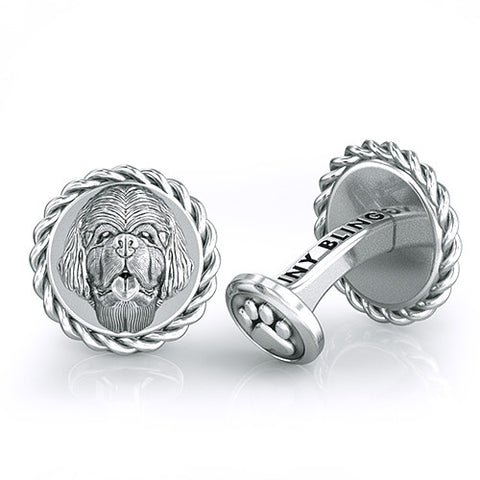 Newfoundland Breed Dapper Cufflinks