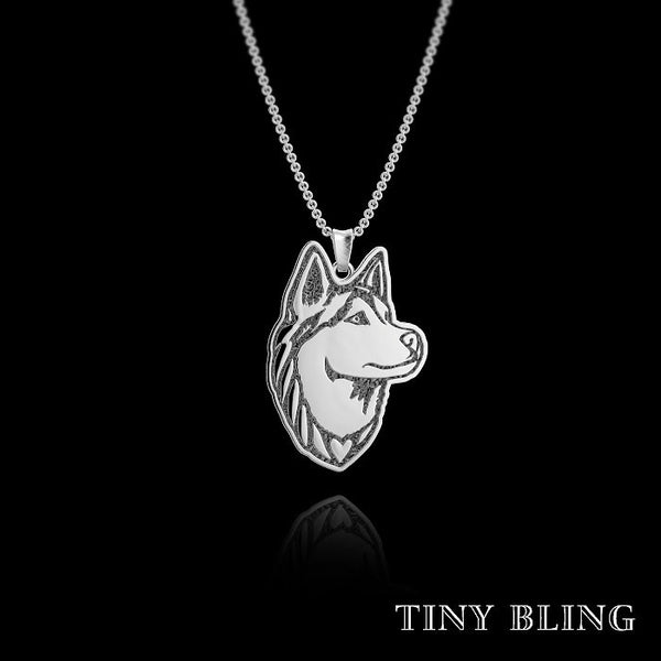 Silver Dog Breed Jewelry