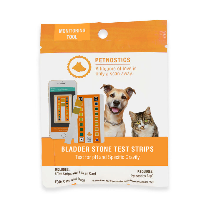 Bladder Stone Test Strips