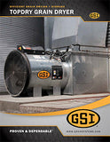 GSI TopDry Storage/Dryer Combo