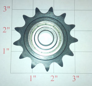 GK1701 Power Sweep Idler Sprocket