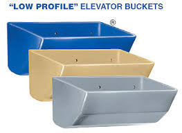 BUCP0611LP 11x6 Low Profile Elevator Buckets