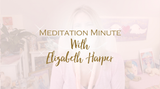 Meditation Minute to Release Pain