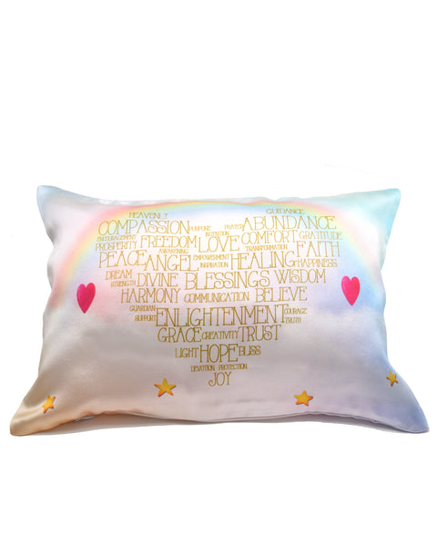 Angel Blessings Pillow