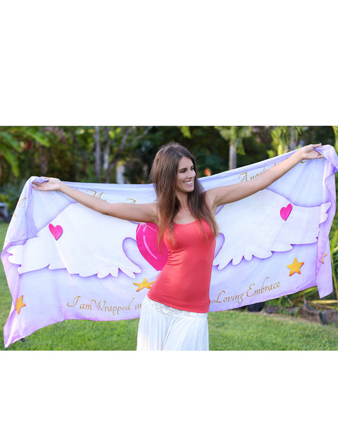 Angel Wings Wrap