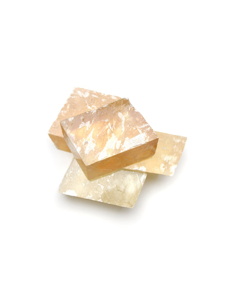 Golden Optical Calcite Amplifier Stone - From Sealed With Love