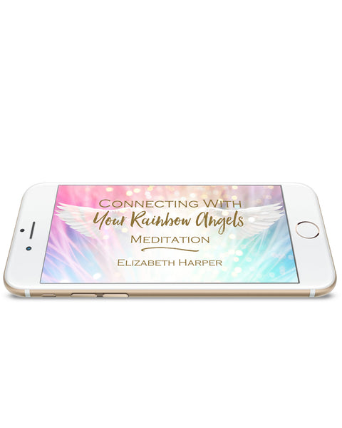 Connecting With Your Rainbow Angels Meditation - From Sealed With Love