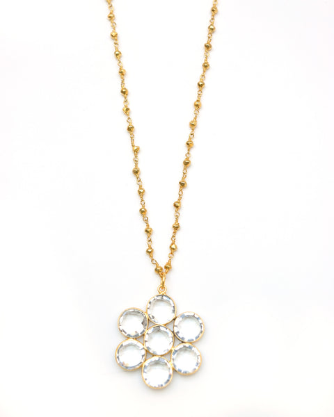Flower of Life Necklace - From Sealed With Love